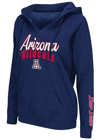 "Arizona Wildcats mujer NCAA ""Cosmic con capucha Vintage sudadera"