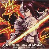 beatmania IIDX 21 SPADA ORIGINAL SOUNDTRACK Vol.2
