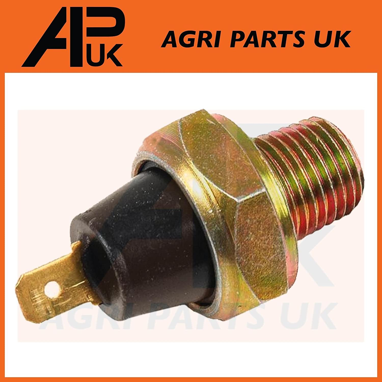 APUK Ford New Holland Tractor Oil Pressure Switch 3000 4000 5000 4600 6610 7610 TW Agri Parts UK Ltd