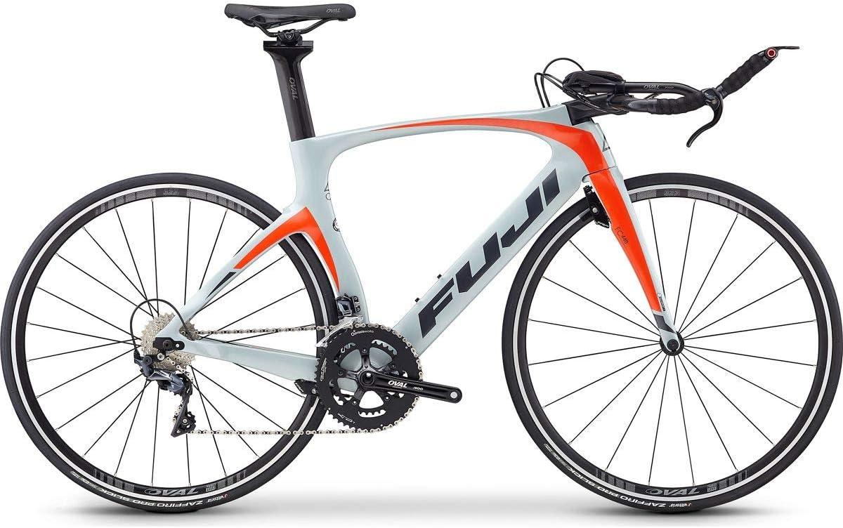Fuji Norcom Straight 2.3 TT Bike 2019 - Bicicleta (55,3 cm, 700 c ...