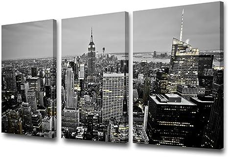 New York Canvas Art Manhattan New York Skyline New York Print New York Photo New York Poster New York Wall Art New York Wall Decor NYC