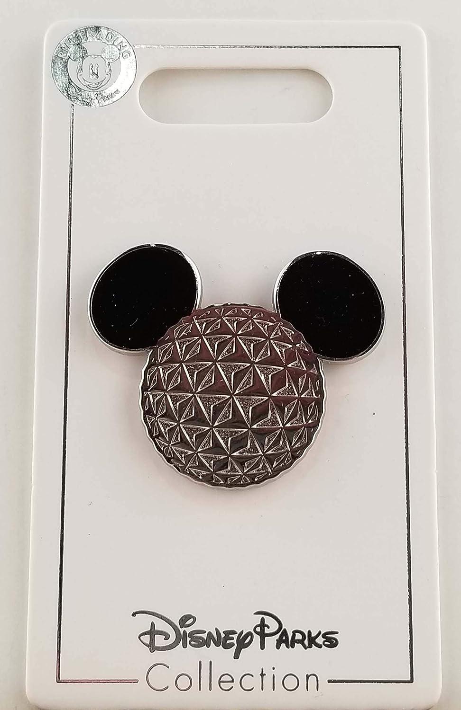 Disney Pin #78582: WDW - Mickey Mouse Icon - Spaceship Earth
