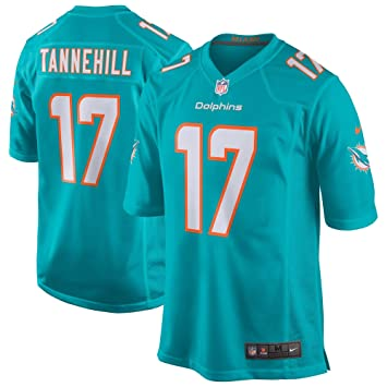 Image Unavailable. Image not available for. Color  Nike Ryan Tannehill  Miami Dolphins 2018 Aqua Game Jersey ... 56814b35b