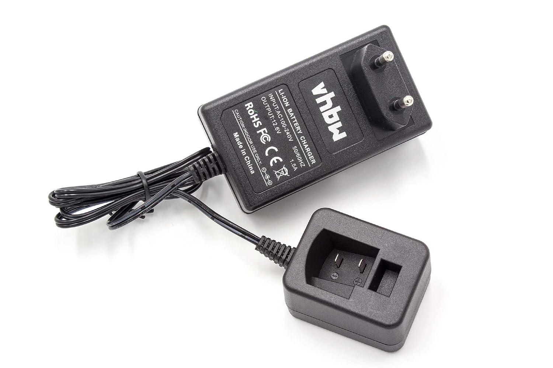 BP-XS vhbw C/âble Chargeur 220V pour Batterie doutils Festo//Festool 498642