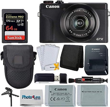 PHOTO4LESS Canon G7 X Mark III (Black) product image 6