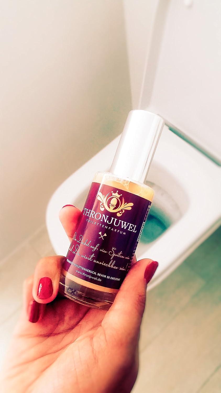 Außergewöhnlich Farb Geruch Neutralisieren Referenz Von Thronjuwel Toilettenparfum Gegen Toilettengerüche, Bekannt Aus Die