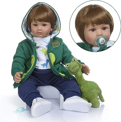 iCradle Realistic Looking Reborn Toddler Boy, 24