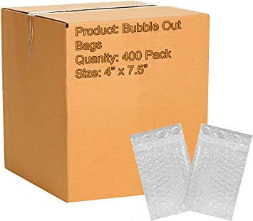 Wholesale Price. Self-Sealing Packing Moving Bags Pouches 7 x 8 1//2 Cushion Lightweight Bags for mailing and Packaging 50 Pack of Bubble Out Bags 7 x 8.5