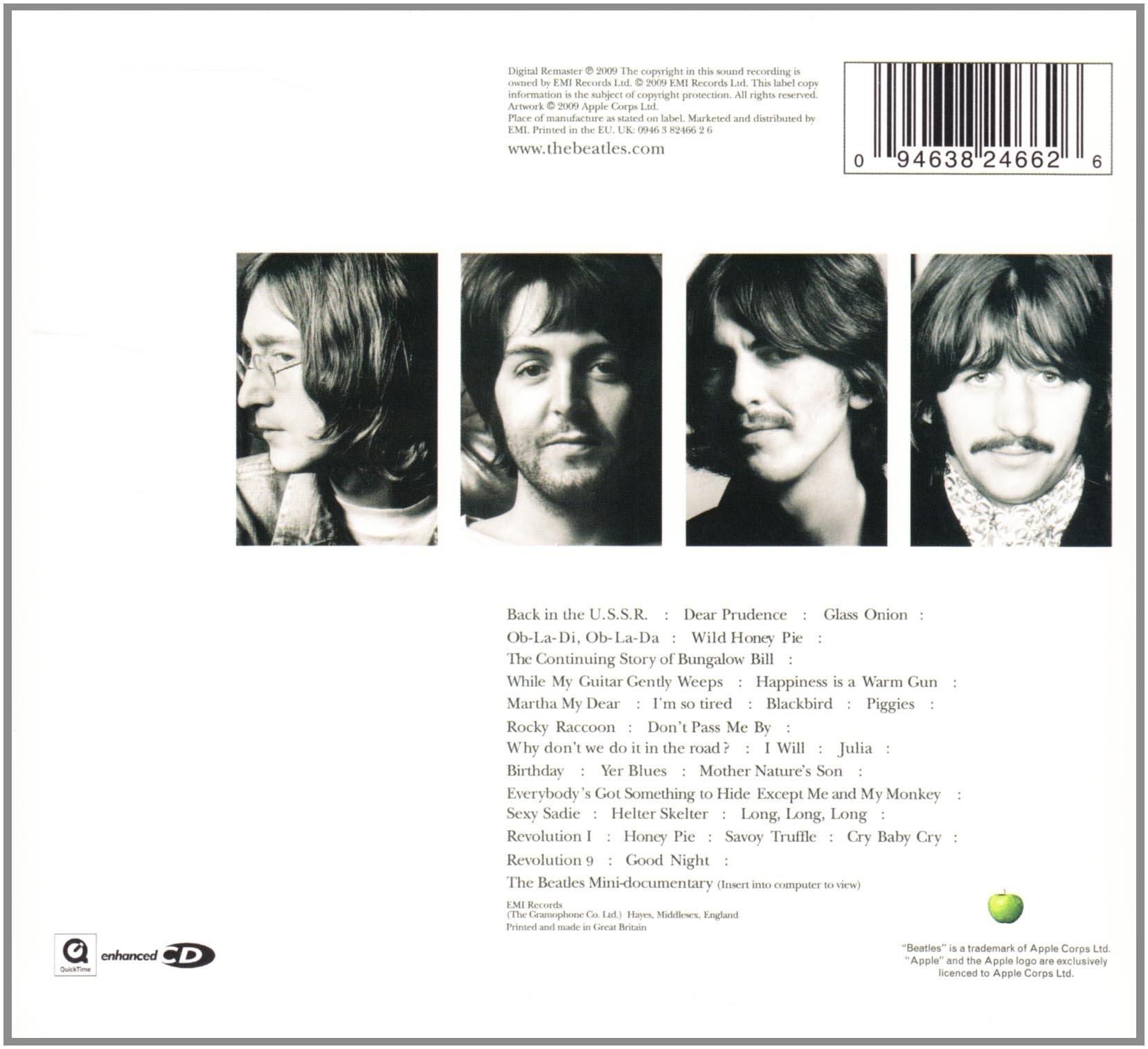 The White Album by EMI Music