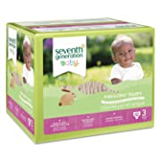 SEV44079 - Seventh Generation Baby Diapers