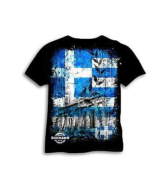 Zoonamo T-Shirt Griechenland Classic  Amazon.co.uk  Clothing d5328b5708