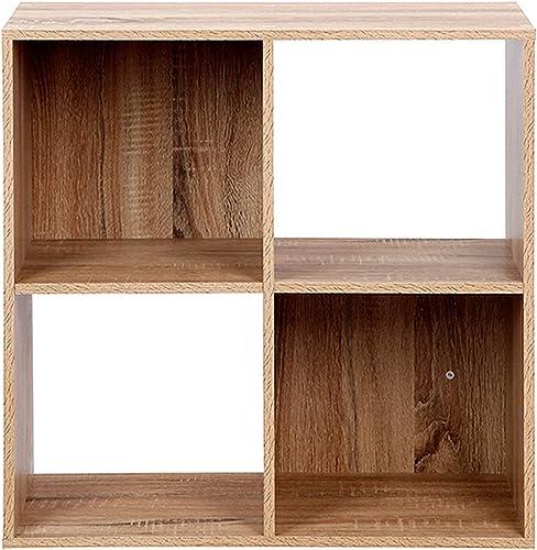 PACHIRA E-Commerce Wooden Storage Cubes Bookcase