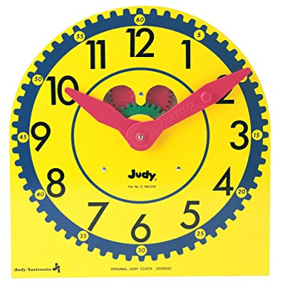 Judy Instructo Judy Clock: Judy Instructo: Toys & Games