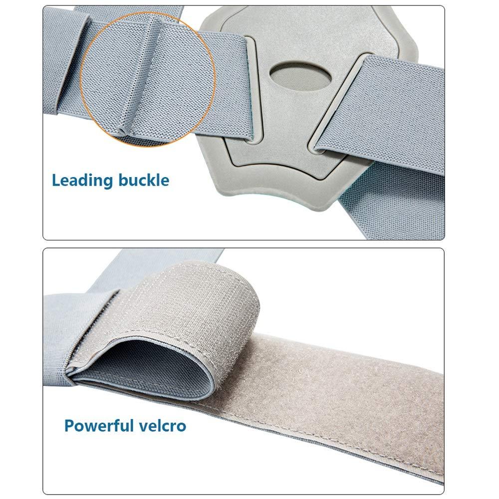 WBBJZBD Anti-Humpback Correction Belt, Invisible Correction Clothing Camelback Correction Belt Anti-Humpback Back Correcting Spinal Correction Belt (Size : L) by WBBJZBD (Image #7)