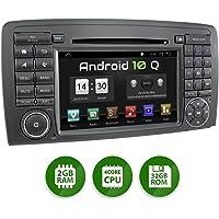 XOMAX XM-09ZA Radio de Coche con Android 10