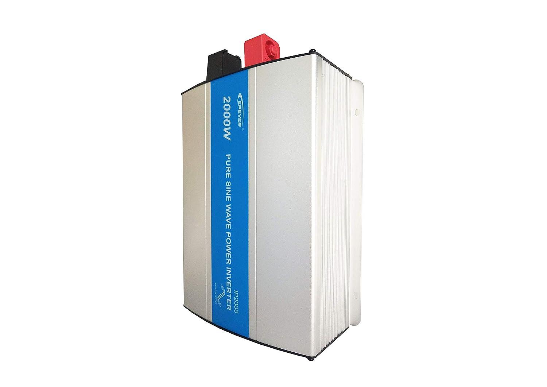 EPEVER/® IP2000-22 REINER SINUS Spannungswandler Inverter Wechselrichter 2000W 24VDC auf 230VAC Stromwandler power inverter