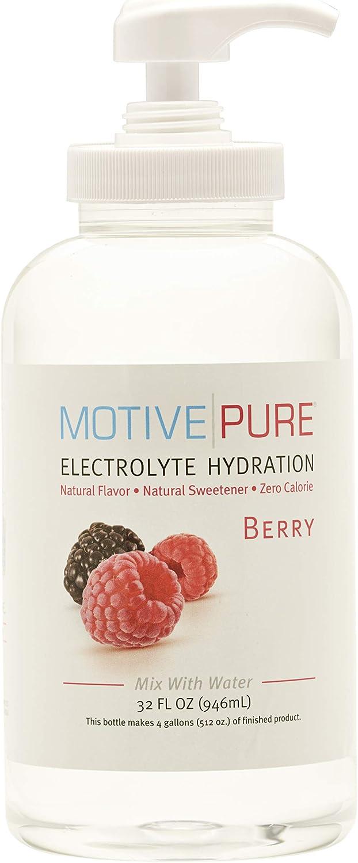 Motive Pure Electrolyte Hydration