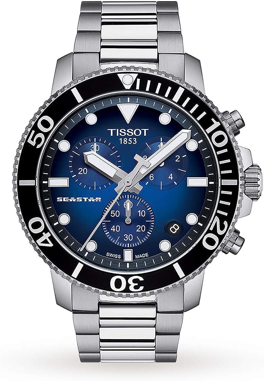 Tissot Seastar 1000 Chronograph Quartz Men's Watch T1204171104101