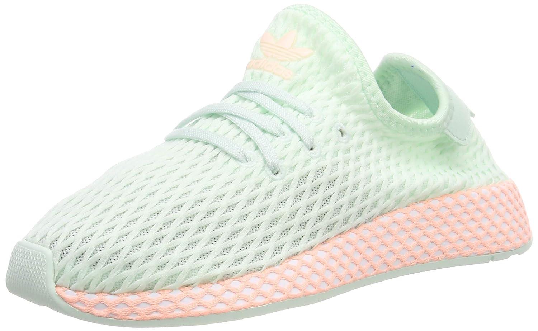 Amazon.com | adidas Originals Deerupt Runner C Ice Mint ...