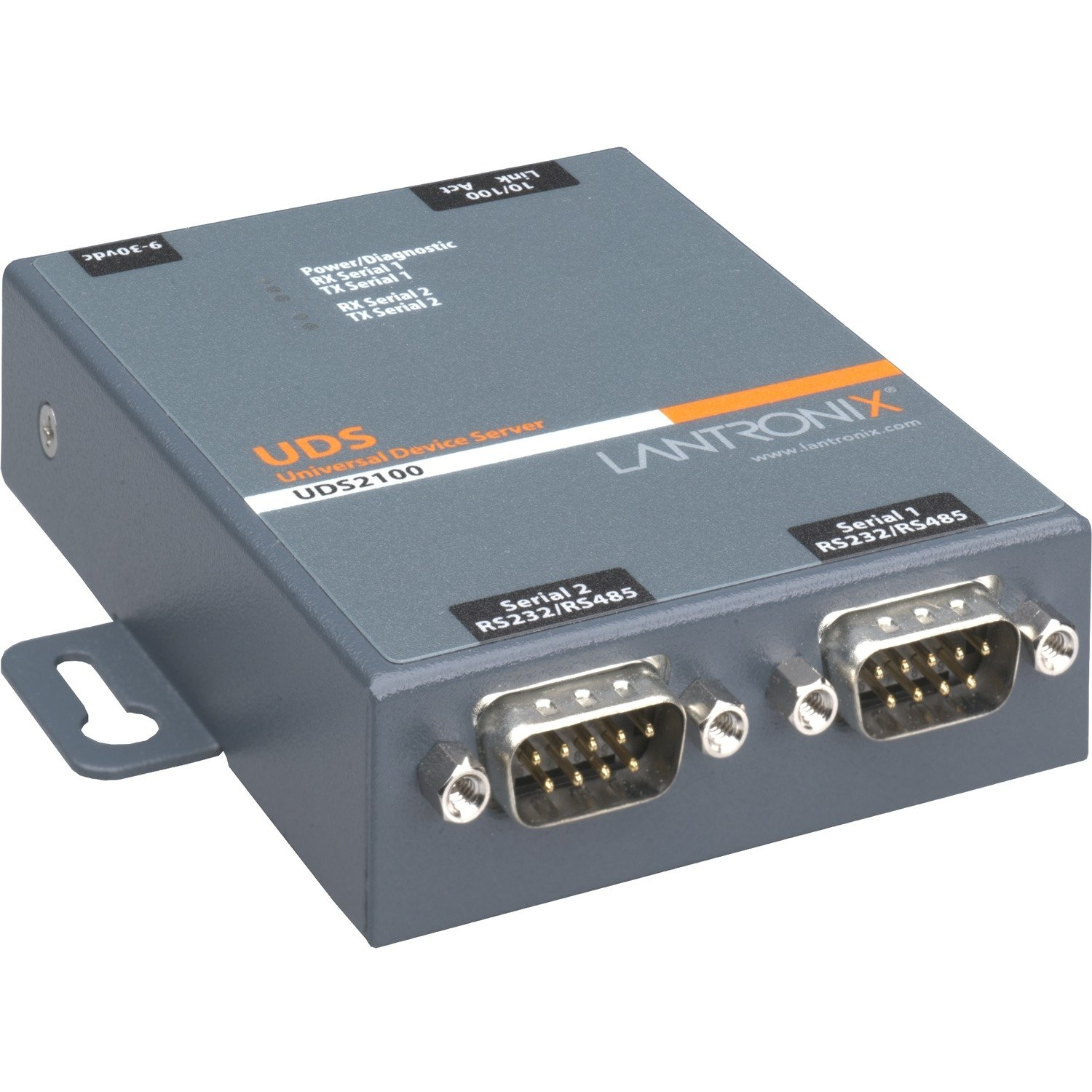 LANTRONIX DEVICE NETWORKING UD2100001-01 UDS2100 DEVICE SERVER