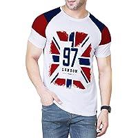 Veirdo Men's Cotton Tshirt