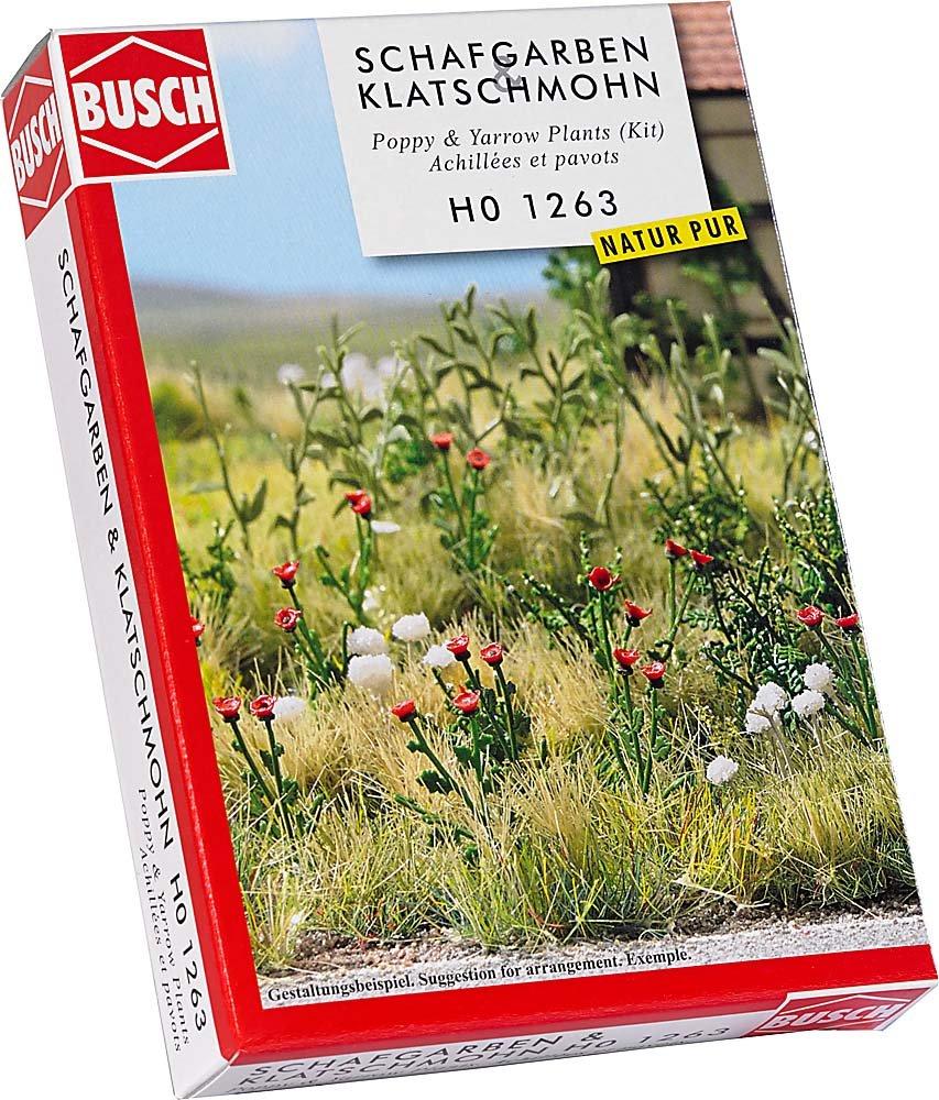 【レビューで送料無料】 Busch ブッシュ 1263 H0 1/87 B00C3BTY10 植物/プラント 1263 Busch/樹木 B00C3BTY10, ネットファクトリー:447d129a --- a0267596.xsph.ru