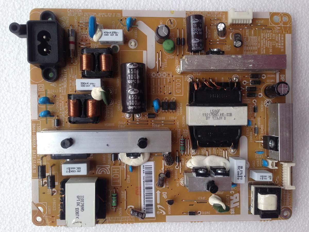 Original UN50EH5000 Power Supply Board L50GF-DHS BN44-00668A