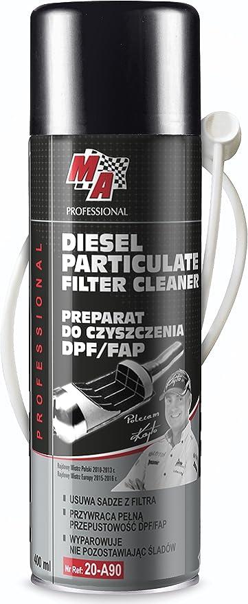 Ma Professional 20 A90 Reinigung Ruß Partikelfilter Auto