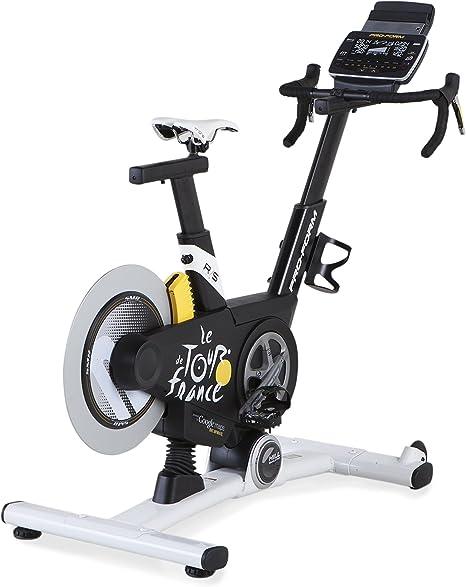 ProForm - Bicicleta Indoor Tour de France 2.0: Amazon.es: Deportes ...