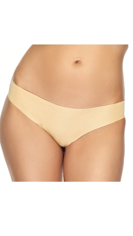 Seamless 3er Pack-Nahtlose Abschlüsse Hipsterpanty Laser Cut Damen Slüpfer