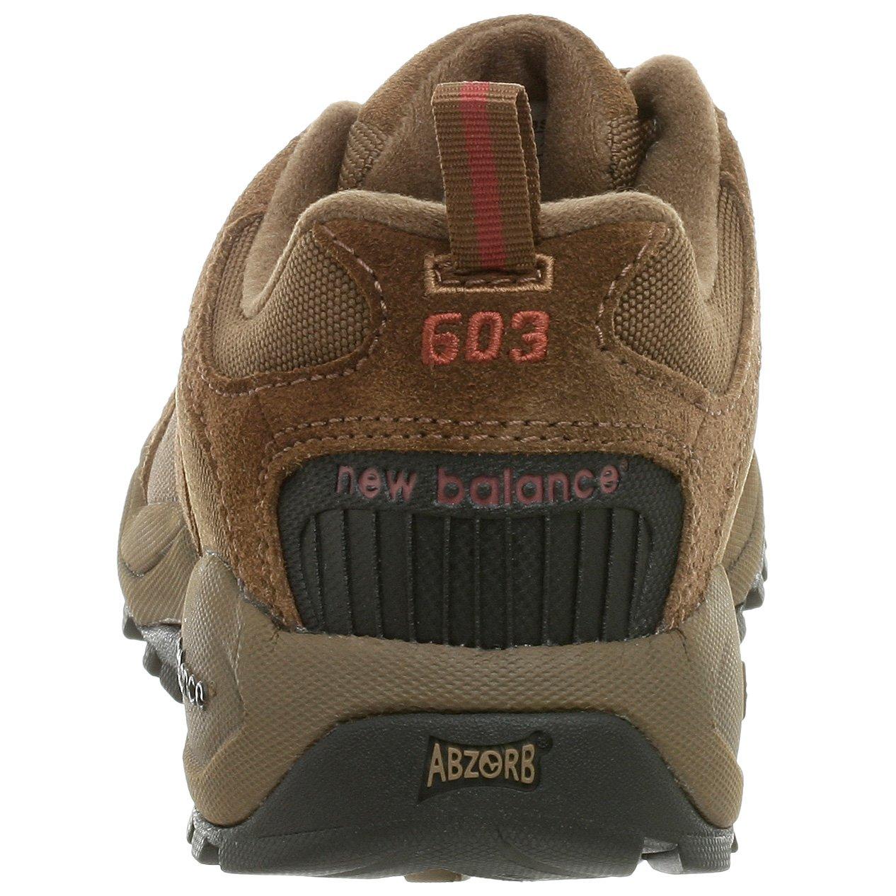 meilleures baskets 48882 e8206 Amazon.com   New Balance Men's MW603 Walking Shoe, Brown ...