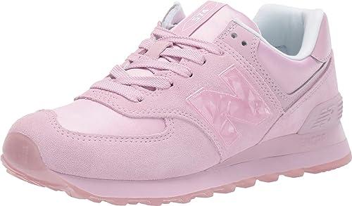 new balance donna rosa e grigio