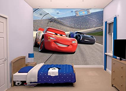 that look like toy cars Wall Mural