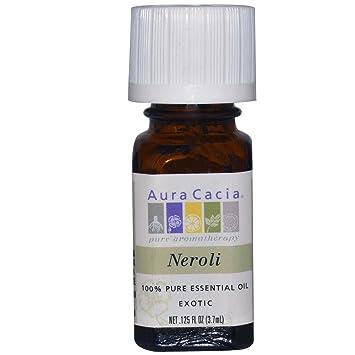 Amazon.com: Aura Cacia Aceite esencial Neroli (Citrus ...