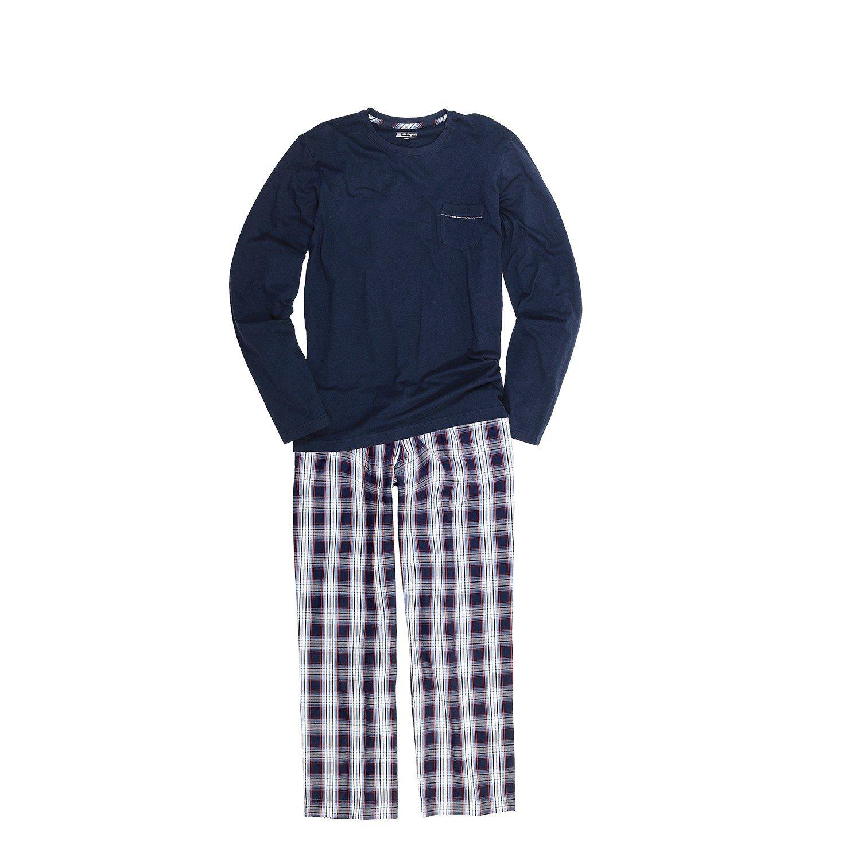 Pijama de JOCKEY / Hasta Talla 6XL y Sobre la longitud, de cuadros: Amazon.es: Ropa y accesorios