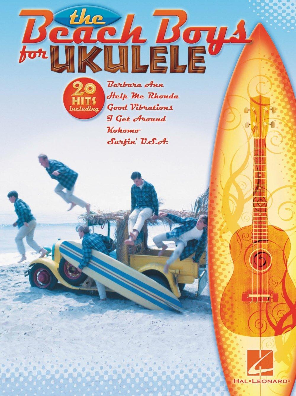 Read Online Hal Leonard The Beach Boys for Ukulele Book pdf