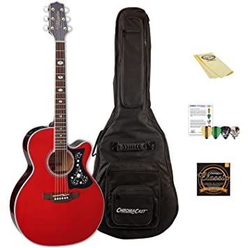 Takamine GN75CE WR KIT 1 NEX Cutaway Acoustic Electric Guitar With ChromaCast Gig