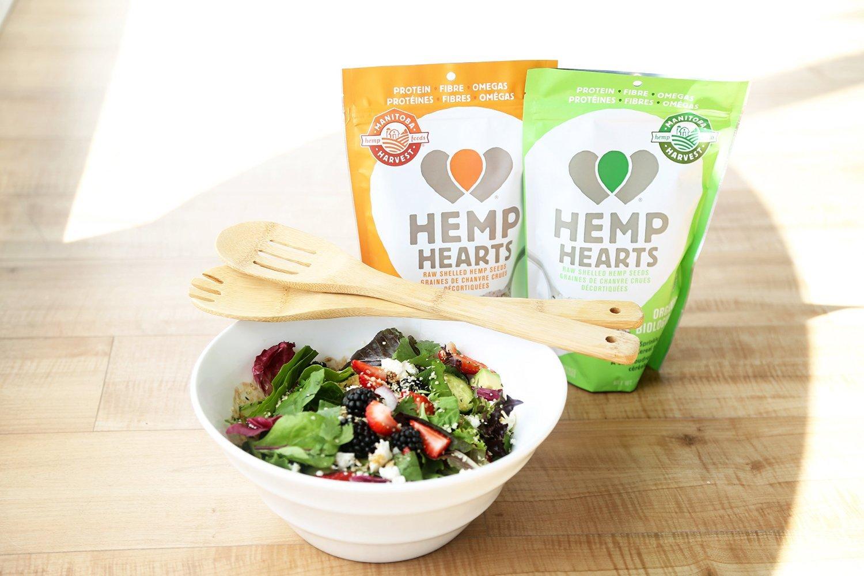 Manitoba Harvest Organic Hemp Hearts Raw Shelled Hemp Seeds, 12oz; with 10g Protein & Omegas per Serving, Non-GMO, Gluten Free by Manitoba Harvest (Image #8)