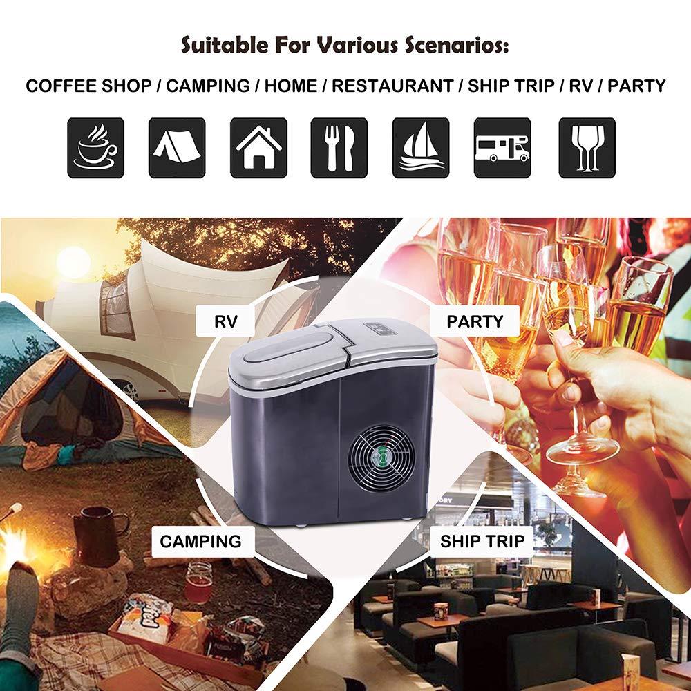 Amazon.com: Northair - Máquina de helado compacta con ...