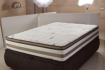 FACTORY MUEBLES - Colchón Viscoelástico Modelo Italiano (27 cm de grosor), para cama de 90 x 180 cms. Gran calidad. Otras medidas disponibles.