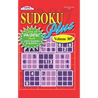 Sudoku Plus Puzzle Book-Vol.307