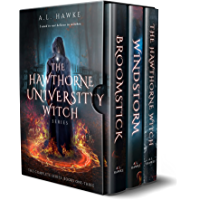 The Hawthorne University Witch Series: Complete Collection
