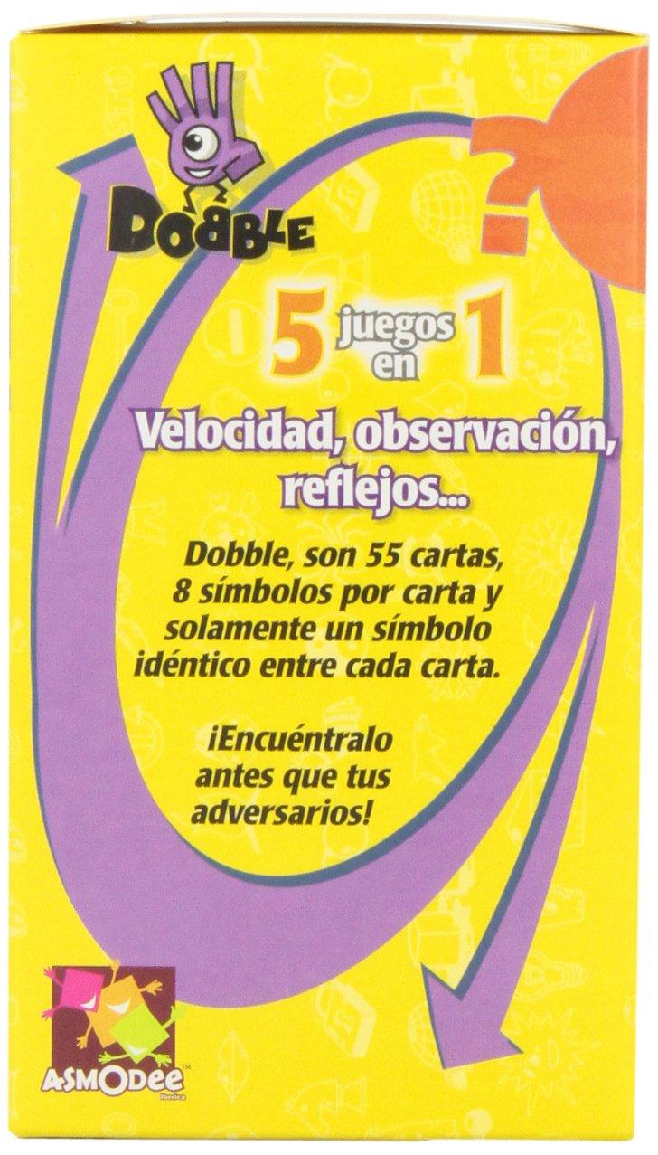 Asmodee - Dobble, juego de habilidad por solo 14,99€