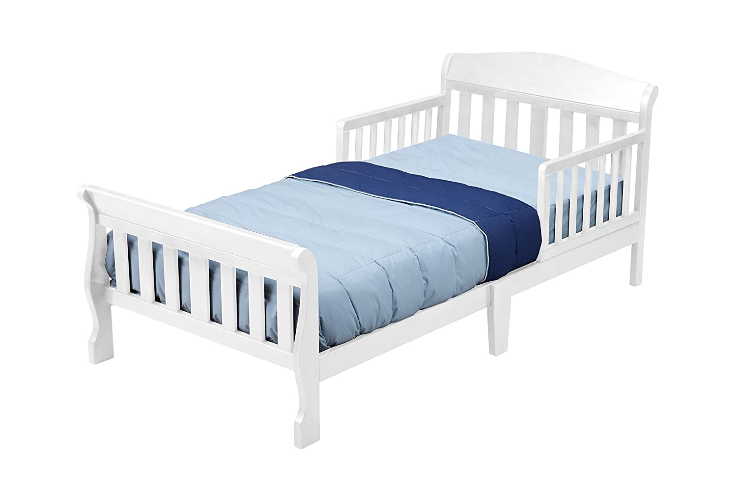 Delta Children Canton Toddler Bed White Amazonca Baby
