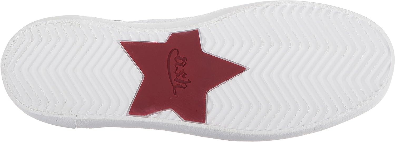 ASH Women's AS-Ninja Sneaker White/Red/Blue