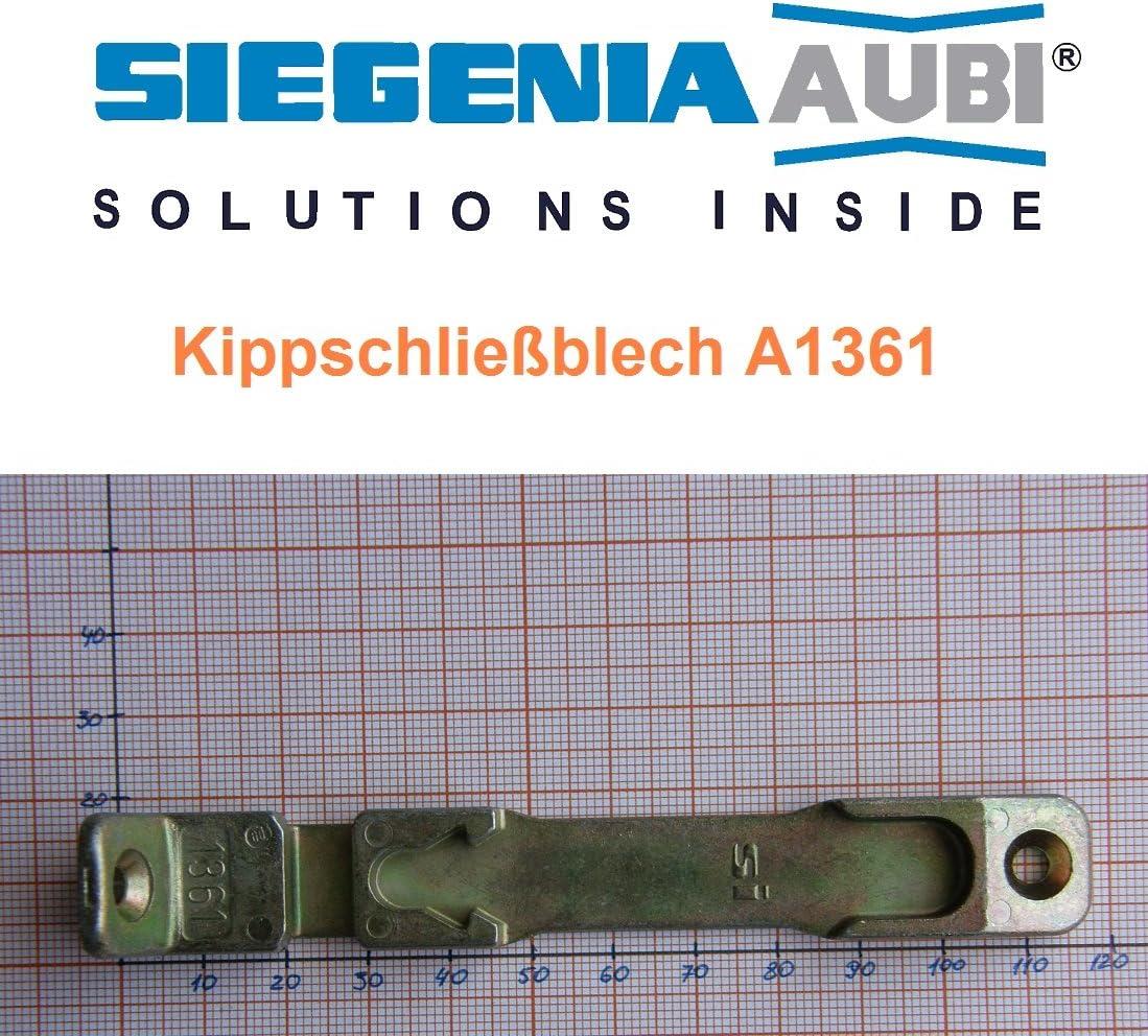 Fenster Ersatzteil Siegenia TS Kippschließblech A 1361  *7