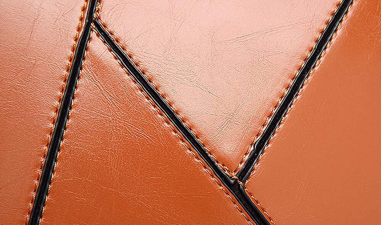Lounayy Umhängetasche Handtasche Diagonal Paket Geeignet Style Pu Pu Pu Leder Handtasche Damenmode Tasche Einfach Wilde (Farbe   braun, Größe   One Größe) B07QGR9LP2 Damenhandtaschen Elegant natürlich 7a0896