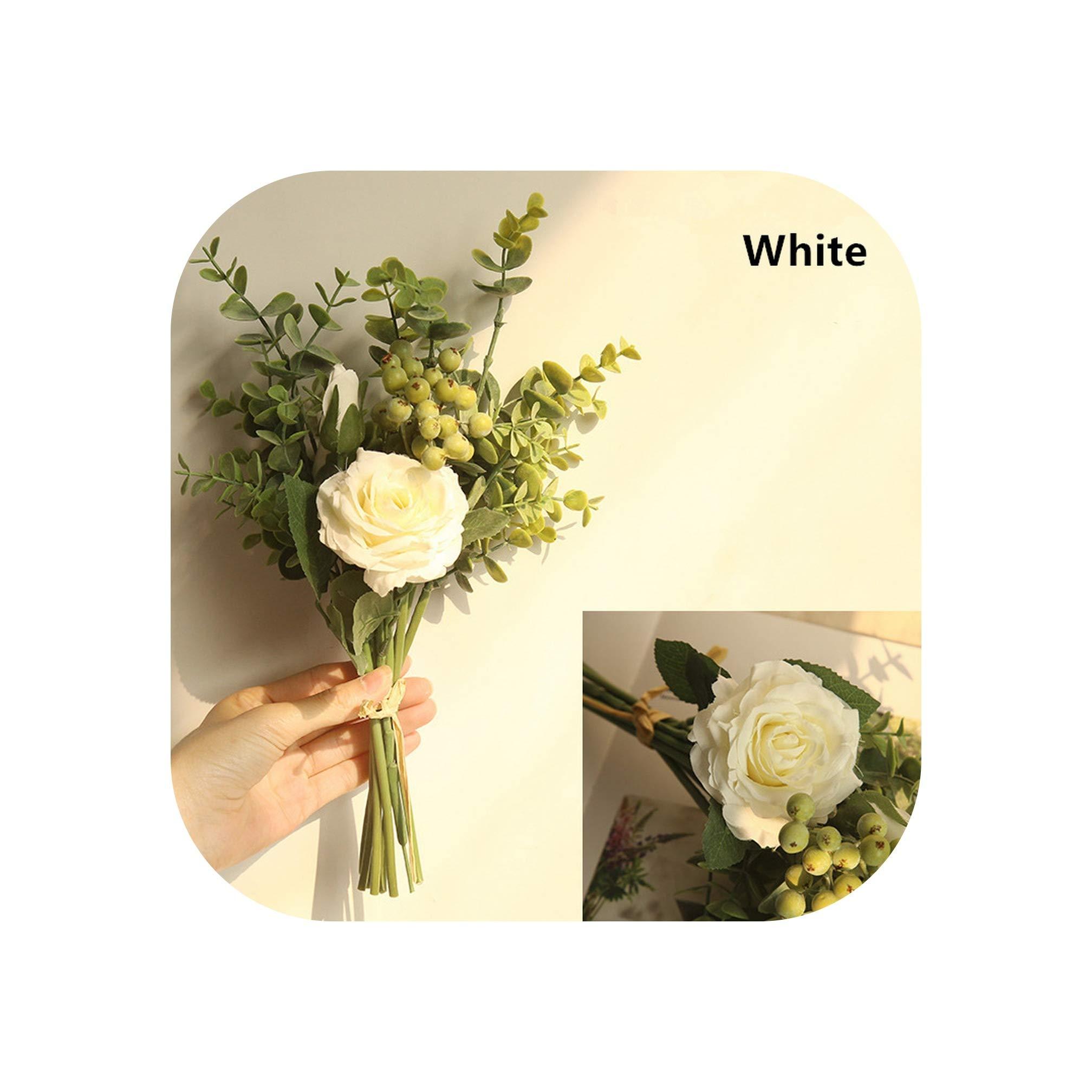 Bridal-Rose-Wedding-Bouquet-Bridesmaid-Peony-Eucalyptus-Leaves-Bouquets-Artificial-Silk-Flowers-ArrangementSmall-White