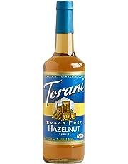 Torani Sugar Free Hazelnut Flavour Syrup, 750ml