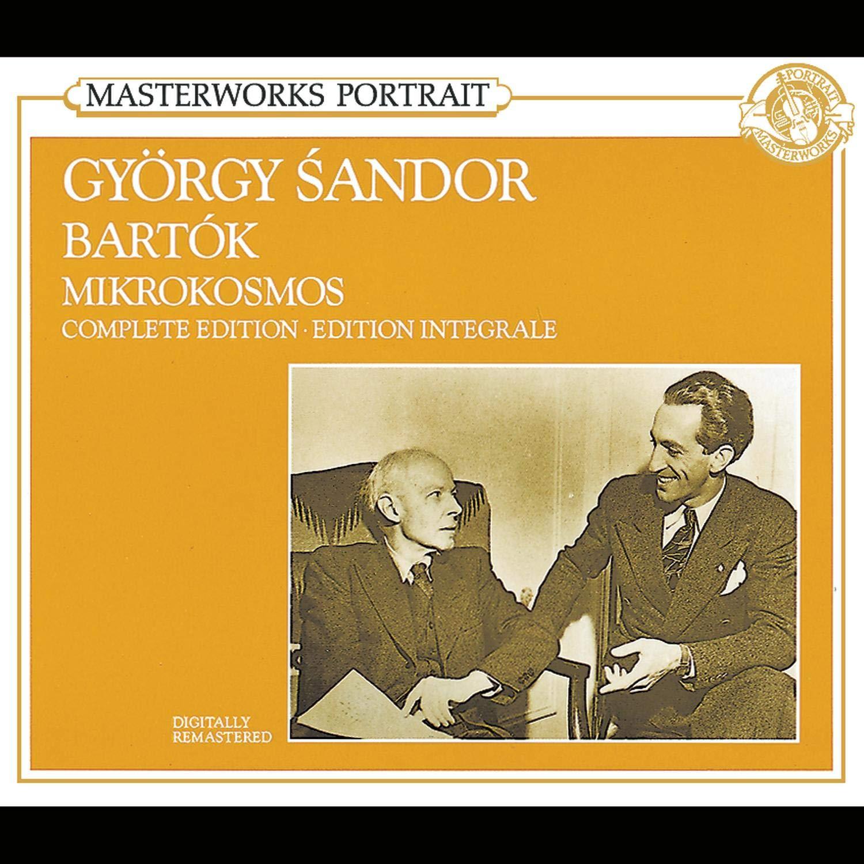 Bela Bartok: Mikrokosmos by CBS Records